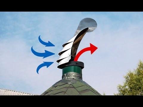 Использование усилителя тяги для работы дымохода