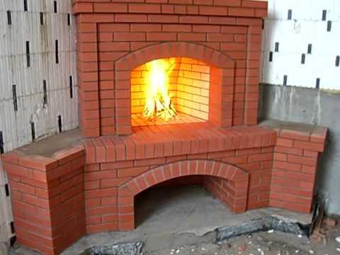 Топочное отверстие для создания хорошей теплоотдачи должно постепенно сужаться