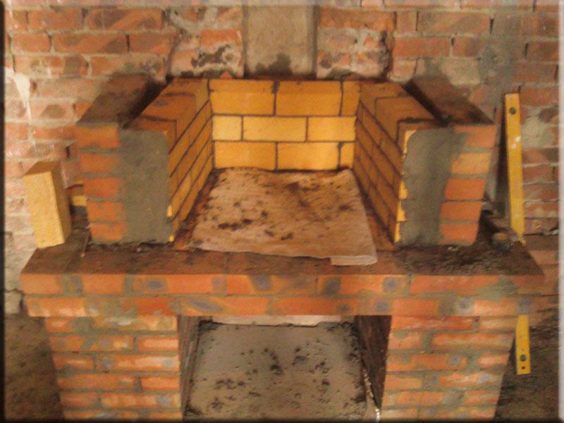 Построить камин в доме