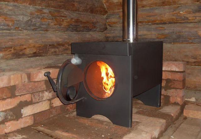 Печь камин металлическая - выполнение сборки очага своими руками, знакомство с характеристиками и проведение подготовительных ра