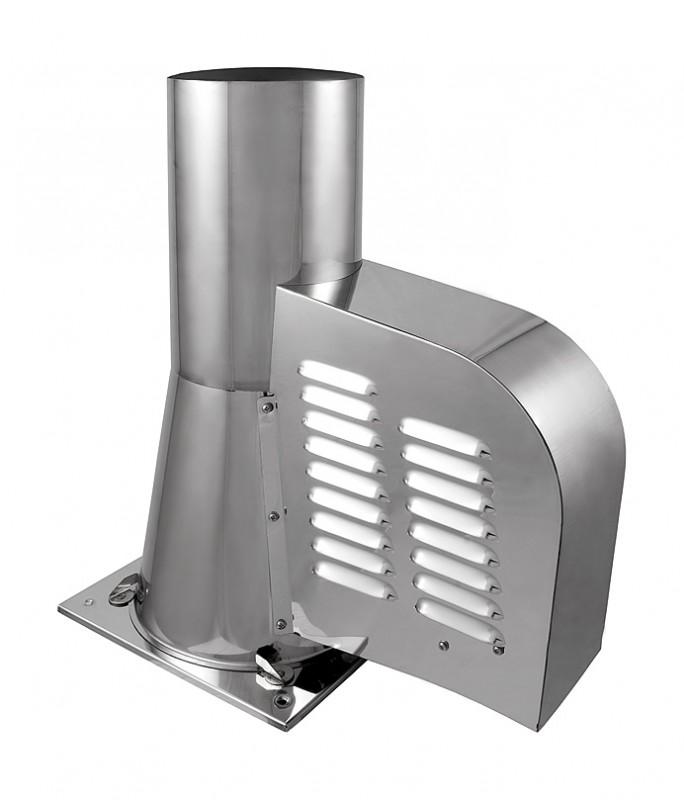 Простая и недорогая конструкция с радиаторной решёткой