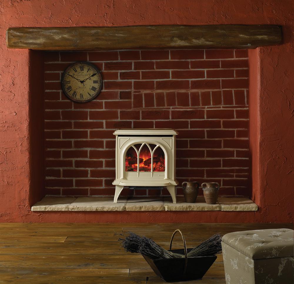 Как сделать камин в небольшом доме